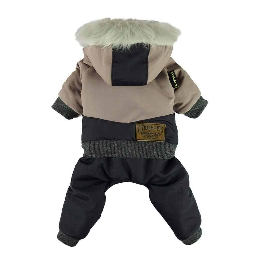 Fitwarm Winter dog coat